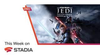 Star Wars Jedi Fallen Order gratuit pour les abonnés Stadia Pro