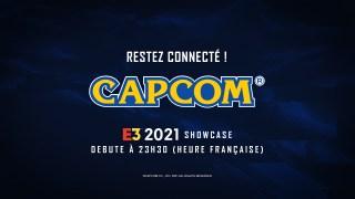 E3 2021 – Suivez le showcase de Capcom ici même ce soir