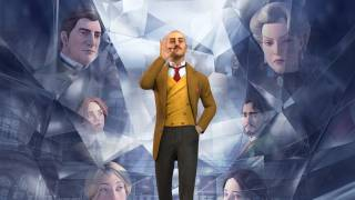 Microids annonce Agatha Christie Hercule Poirot The First Cases