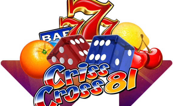 How to play Criss Cross 81 Dice Slot Game