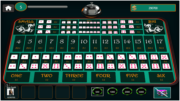 Sic Bo App Multiplayer