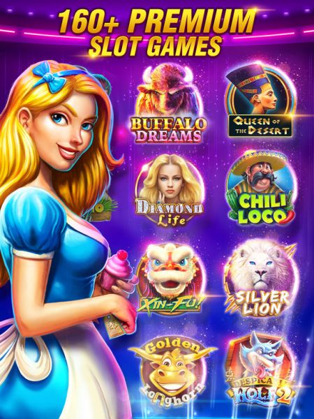 Pokies at Slotomania Casino