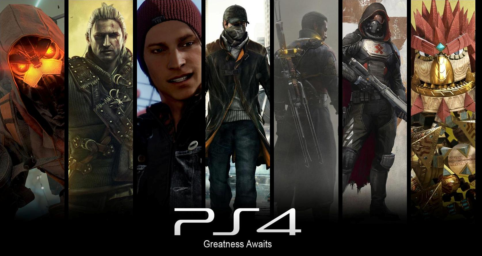 4 Games That Comes With Ps4 : Ps games list at magazine