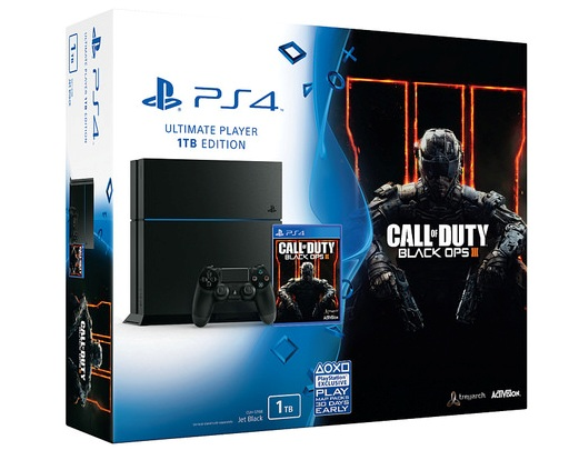 Call Of Duty Black Ops Iii Limited Edition 1tb Ps4