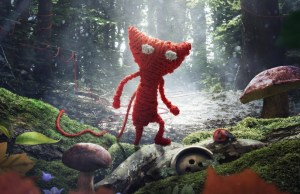 Unravel ps4 game screenshot