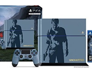 PlayStation-4-500GB-Console-Uncharted-4-Limited-Edition-Bundle-0