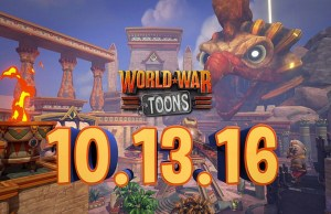 World War Toons Open Beta