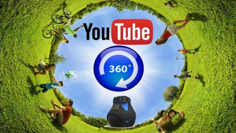 Youtube 360 videos PS VR