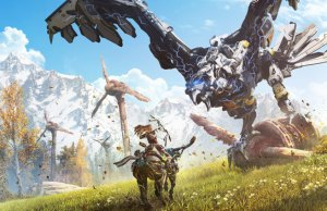 Horizon Zero Dawn PS4 featured