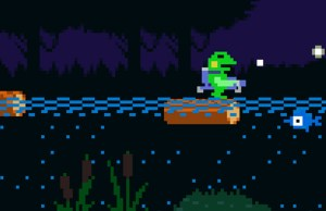 Kero Blaster PS4 Game