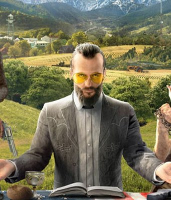 Far Cry 5 PS4 Reveal Trailer