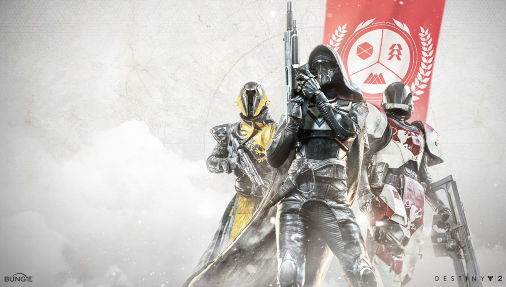 Destiny 2 4K Desktop Wallpaper