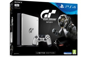 Limited Edition Gran Turismo Sport PlayStation 4 Console Boxed