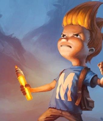 Max The Curse of Brotherhood PS4