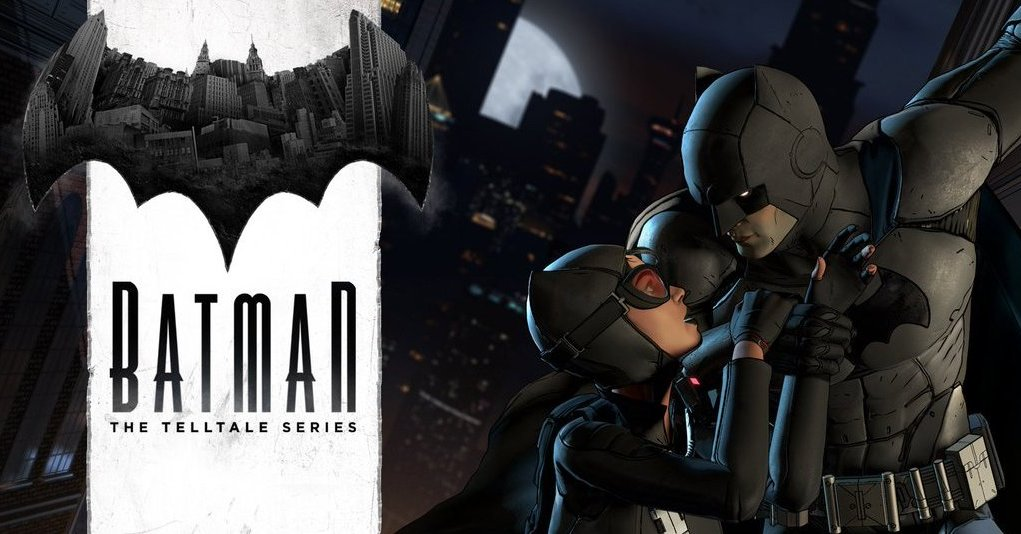 Batman The Telltale Series PS4 Game