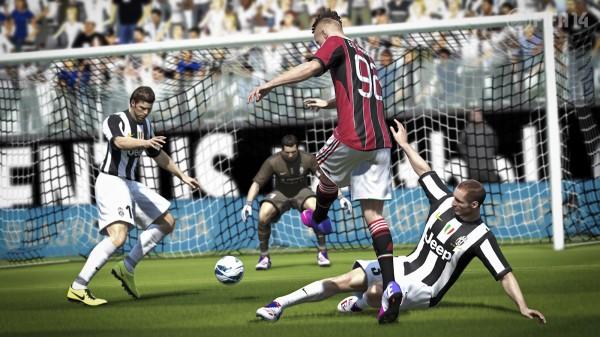 L'aspetto di El Sharaawy, in FIFA 14, è molto più verosimile che non in FIFA 13!