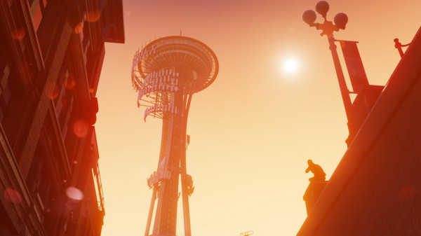inFAMOUS_Second_Son_Needle Sunset
