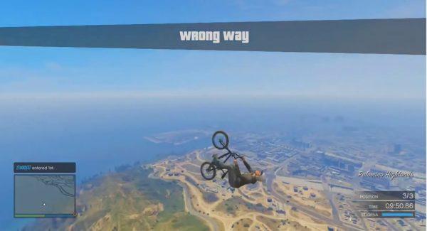 gta v bike glitch tutorial