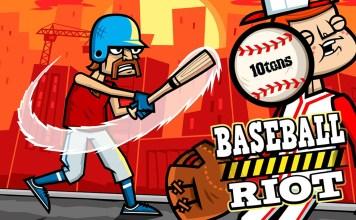 Baseball Riot