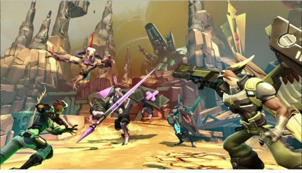 Battleborn eroi 2