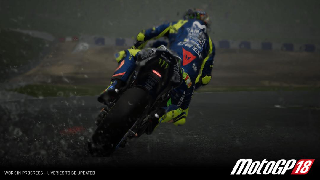 MotoGP 18 introduce la Sim Racing Telemetry: è ora possibile