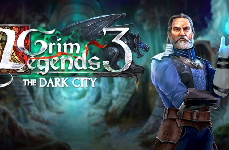 Grim Legends 3 Artwork