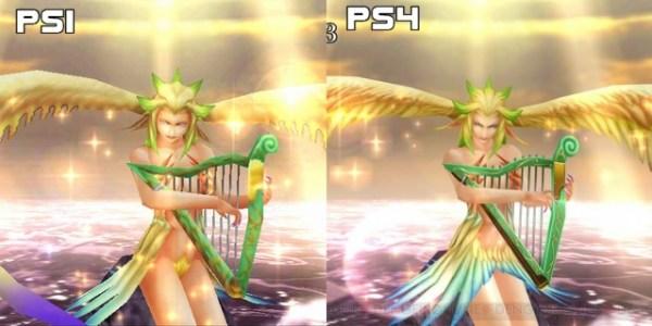 siren final fantasy viii remastered censura
