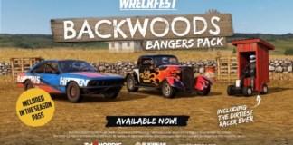 Wreckfest Backwoods