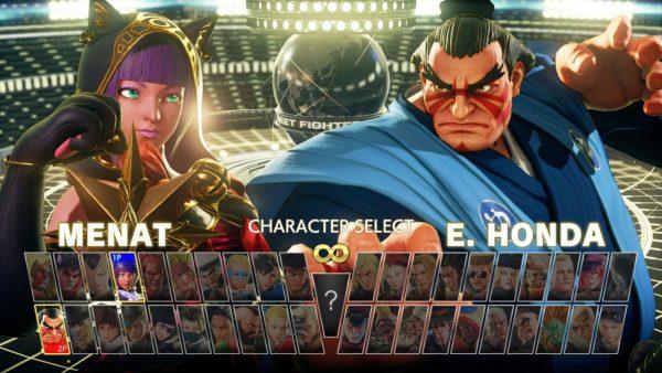 street fighter v champion edition roster