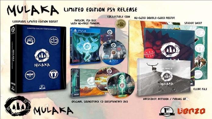 Mulaka Collector's Edition
