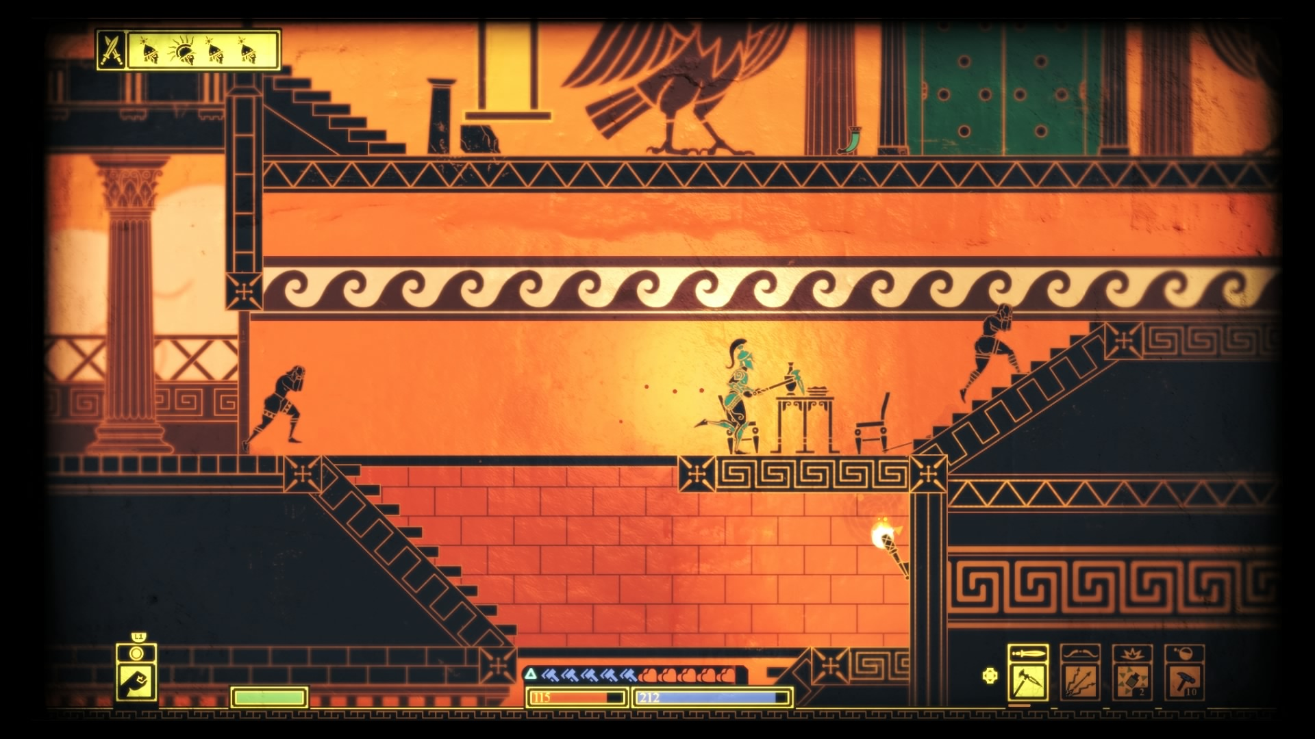 Apotheon PS4 Review PlayStation Country