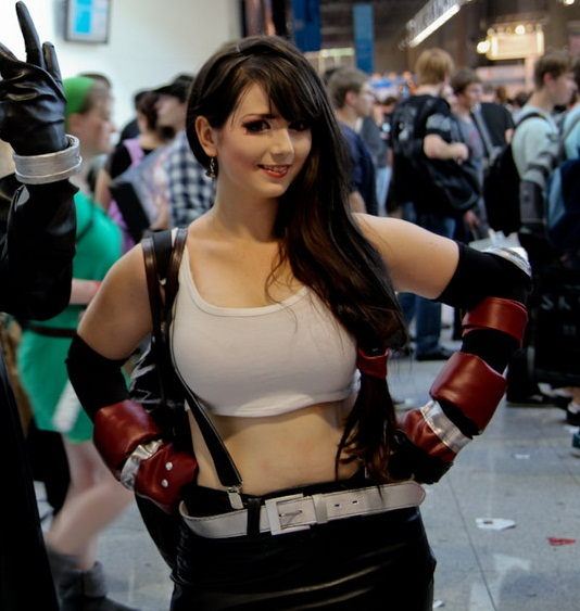 Video Game And Anime Cosplay Page 8 PlayStation Pro