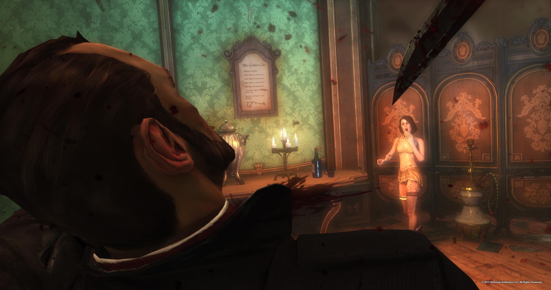 Dishonored PS3 Screenshots And Videos PlayStation Pro 20