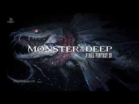 E3 2017, Monster of the Deep - Final Fantasy XV, PlayStation VR