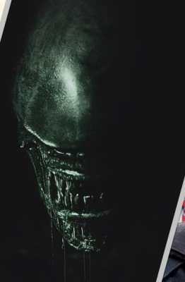 Cinema | Estreias em 11 de maio - Destaque Alien Covenant