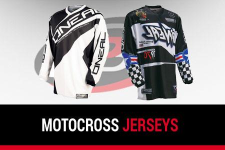 Motocross Jerseys