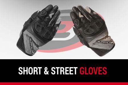 Short & Street Gloves