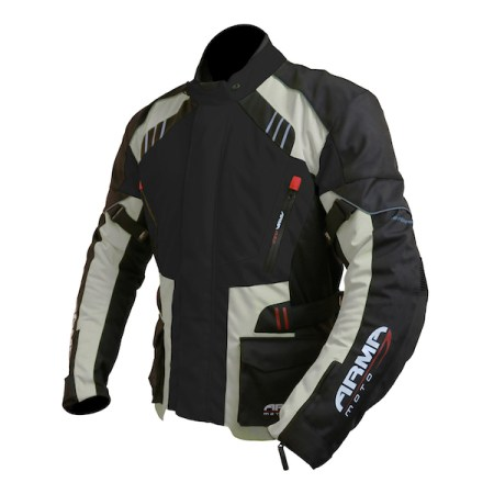 Armr Moto Kiso 2 Motorcycle Jacket Stone