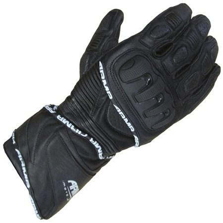 Armr Moto S550 Motorcycle Gloves Black