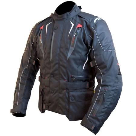 Armr Moto Tottori 2 Motorcycle Jacket Black