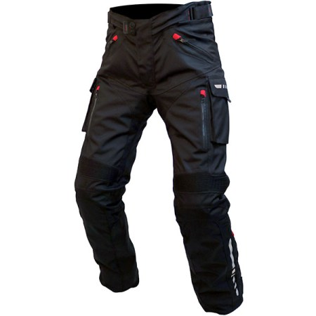 Armr Moto Tottori Evo Motorcycle Trousers Black