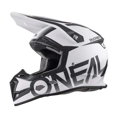 Oneal 5 Series Blocker Motocross Helmet Black
