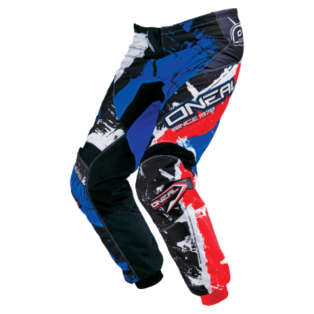 ONeal Element Shocker Motocross Pants - Blue