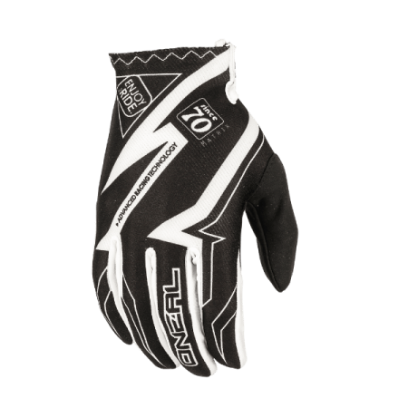 ONeal Matrix Racewear Motocross Gloves - Black