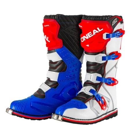 ONeal Rider EU Motocross Boots - Blue