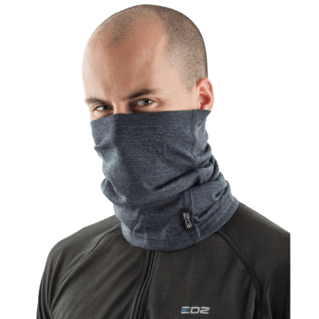 EDZ Merino Wool Multi Tube Graphite