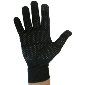 EDZ Merino Wool Thermal Liner Gloves Touch Screen