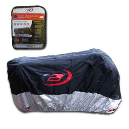 PB Waterproof Motorcycle Rain Cover - Medium