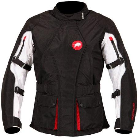 Buffalo Siena Ladies Motorcycle Jacket - Black