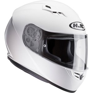 HJC CS-15 Motorcycle Helmet Gloss White